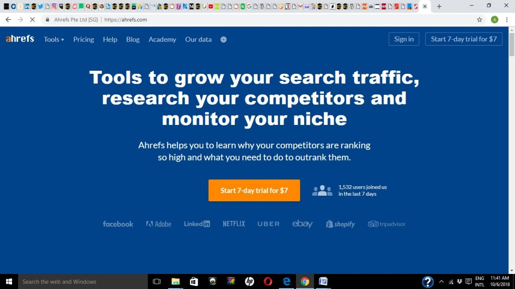 Best Keyword Research Tool for blogging and SEO